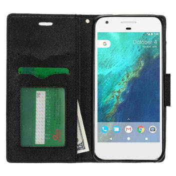 zizo google pixel flip wallet cover black reviews