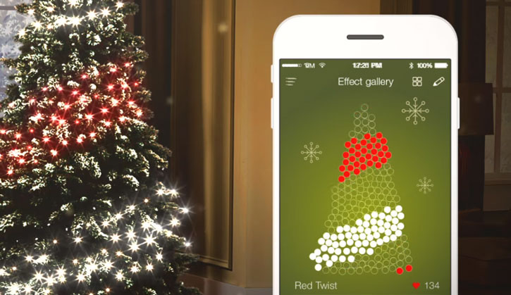 half off 5f3ab 544af These smart Christmas lights will double your festive cheer ...