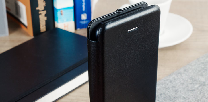 Krusell Orsa Universal 4XL Leather-Style Folio Case - Black