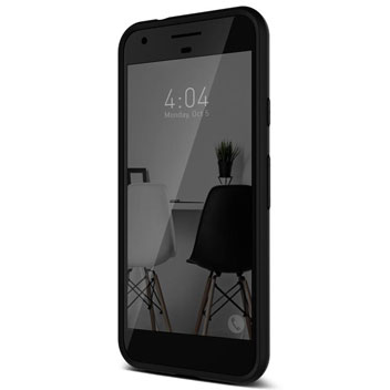 Caseology Vault Series Google Pixel Case - Matte Black