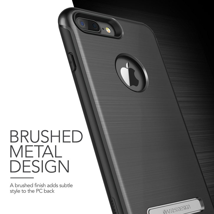 VRS Design Duo Guard iPhone 7 Plus Case - Black