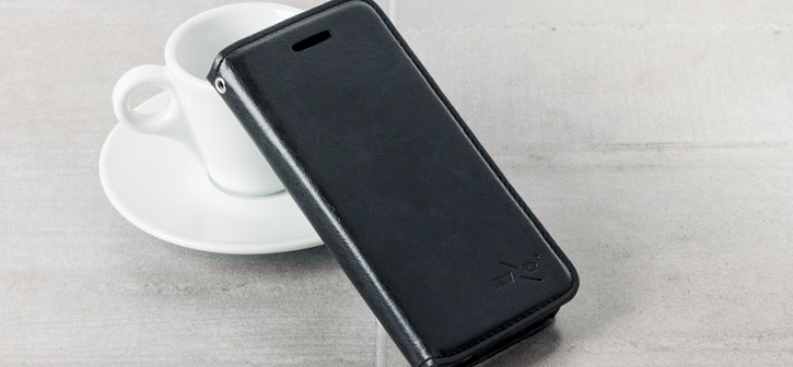 Zizo Leather Style LG Stylus 2 Wallet Case - Black