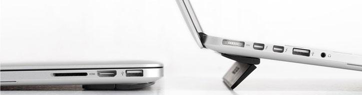 Blue Lounge KickFlip MacBook 13