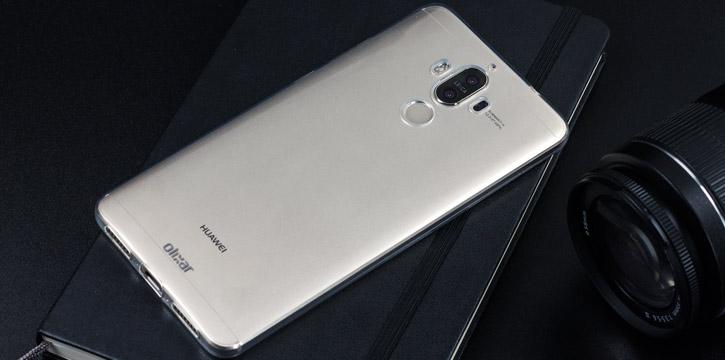 Olixar Ultra-Thin Huawei Mate 9 Gel Case - Crystal Clear