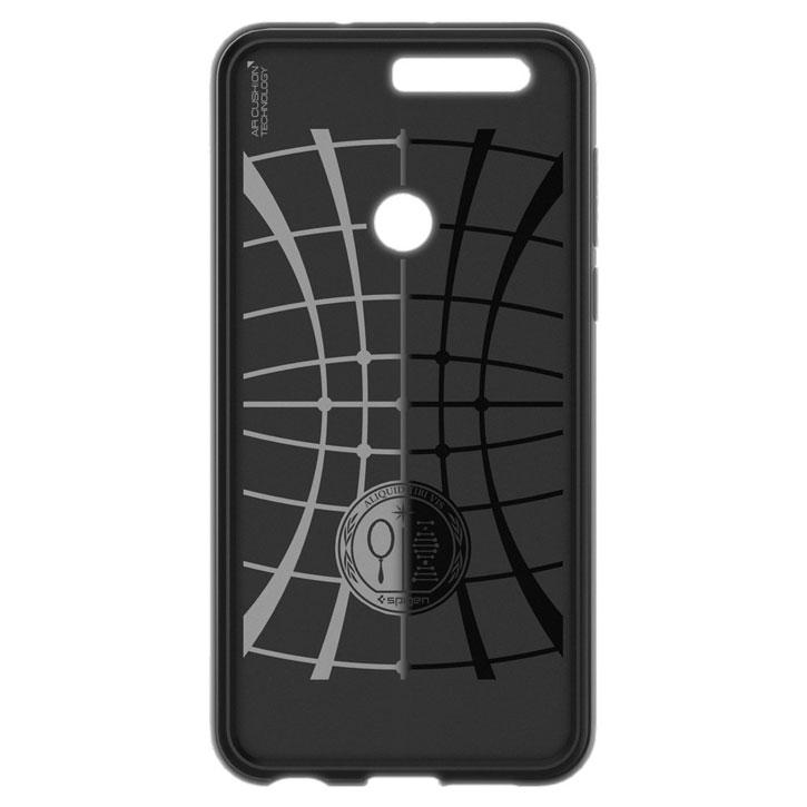Spigen Rugged Armor Huawei Honor 8 Tough Case - Black