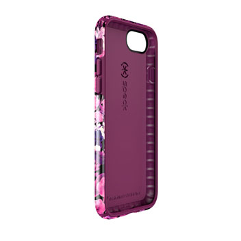Speck Presidio Inked iPhone 7 Case - Metallic / Magenta Pink