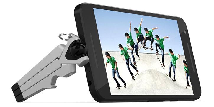 Kenu Stance Compact USB-C Smartphone Tripod
