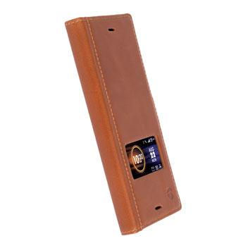 Krusell Sigtuna Sony Xperia XA Smart Window Case - Black