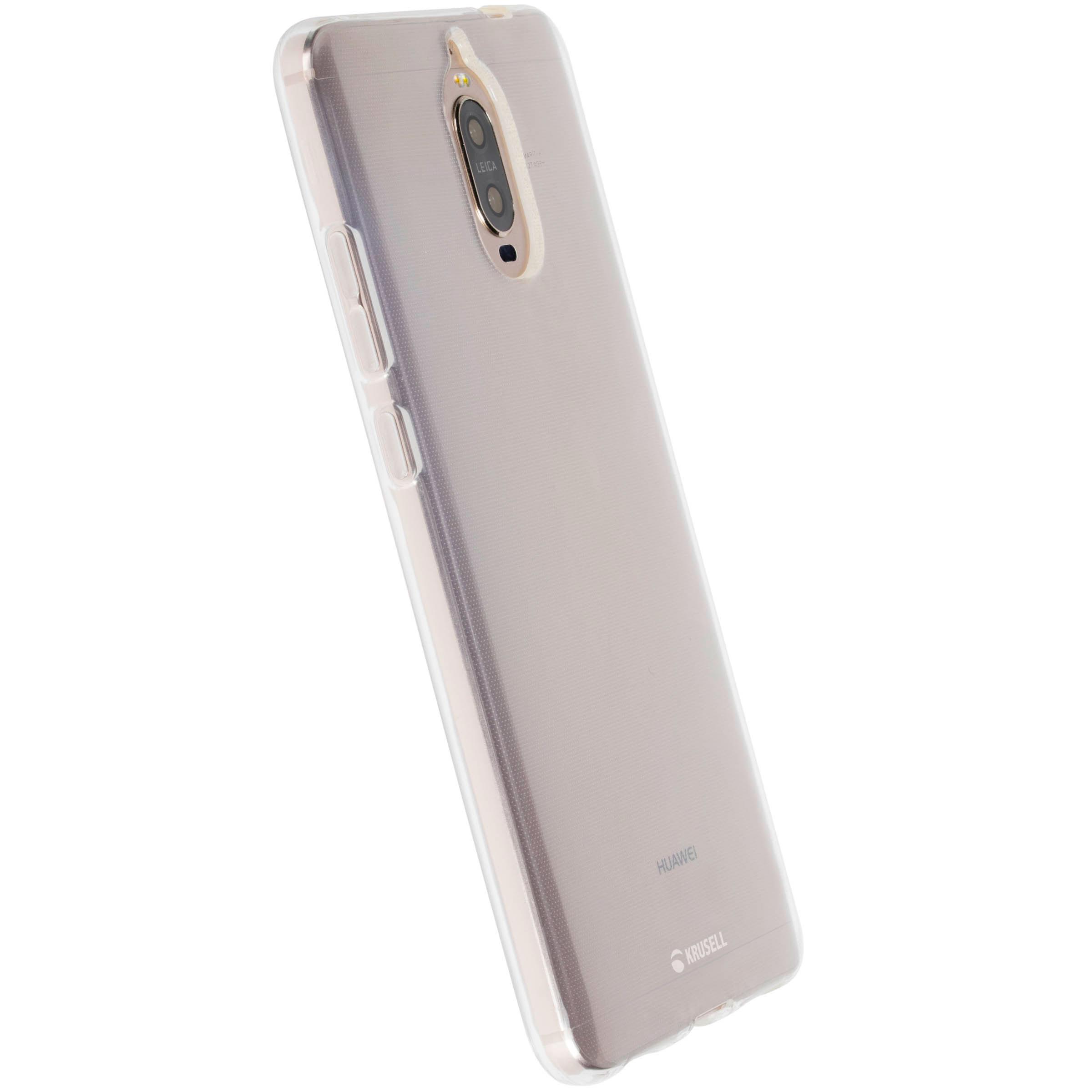 Krusell Bovik Huawei Mate 9 Shell Case - 100% Clear