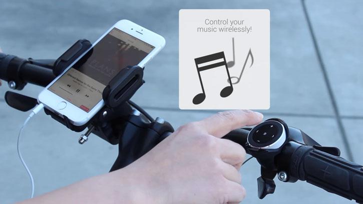 Télécommande Media Bluetooth Universel Satechi