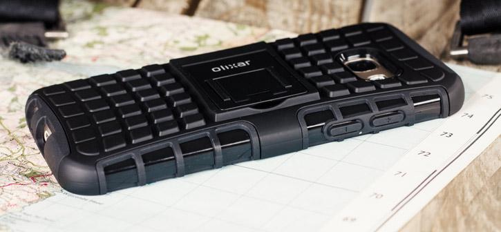 Olixar ArmourDillo Samsung Galaxy A3 2017 Tough Case - Black