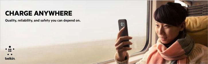 Belkin Boost Up 15W Wireless Fast Charging Pad