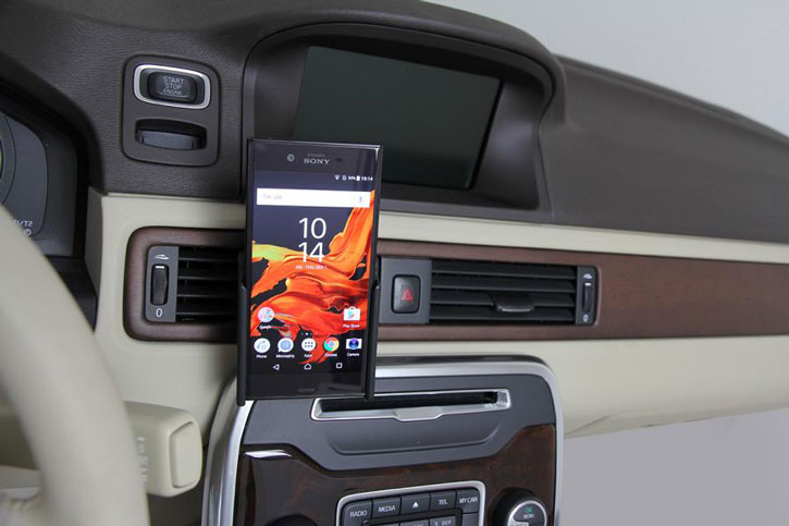 Brodit Passive Sony Xperia Z5 In-Car Holder with Tilt Swivel