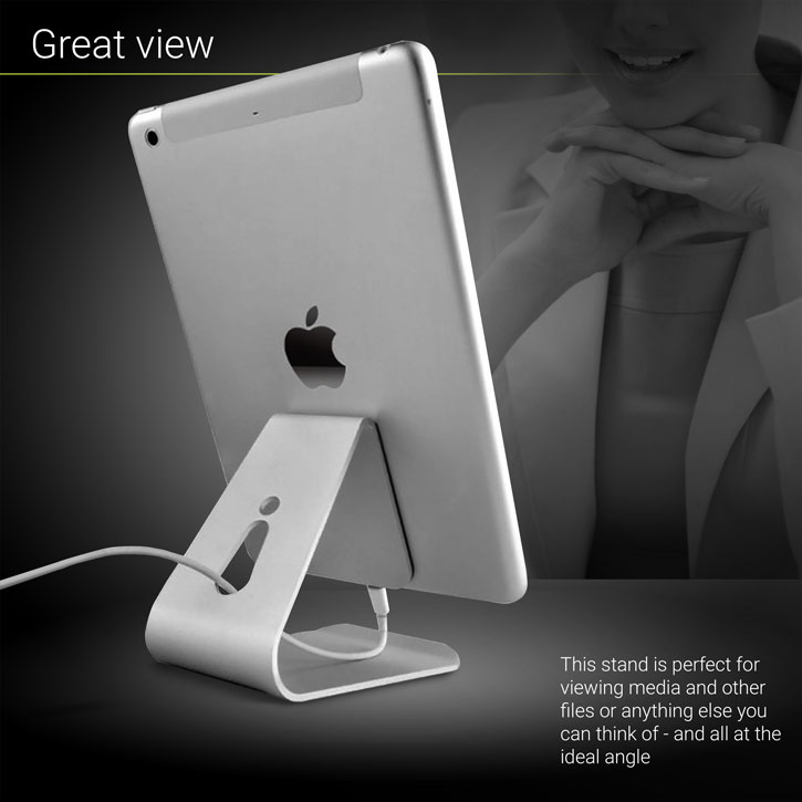 Universal Premium Metal Smartphone & Tablet Stand
