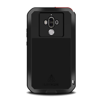 Love Mei Powerful Huawei Mate 9 Protective Case - Black