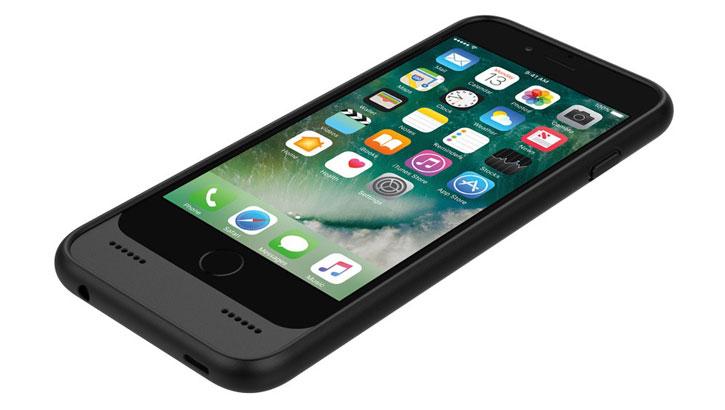 Incipio OX 2-in-1 Audio & Charging iPhone 7 Plus Case - Black