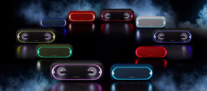 Sony SRS-XB40 Portable Wireless Bluetooth Speaker
