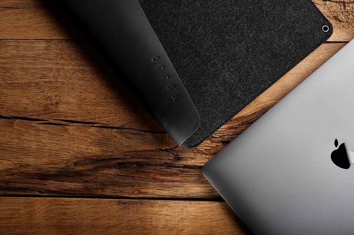Mujjo MacBook Pro 13 with Touch Bar Genuine Leather Sleeve