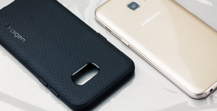 Spigen Liquid Air Samsung Galaxy A5 2017 Case - Black