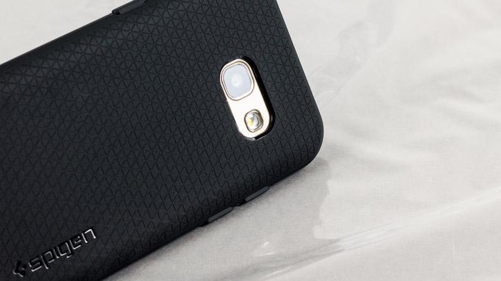 Spigen Liquid Air Samsung Galaxy A3 2017 Case - Black