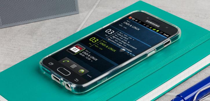 Rearth Ringke Fusion Samsung Galaxy A3 2017 Case - Clear