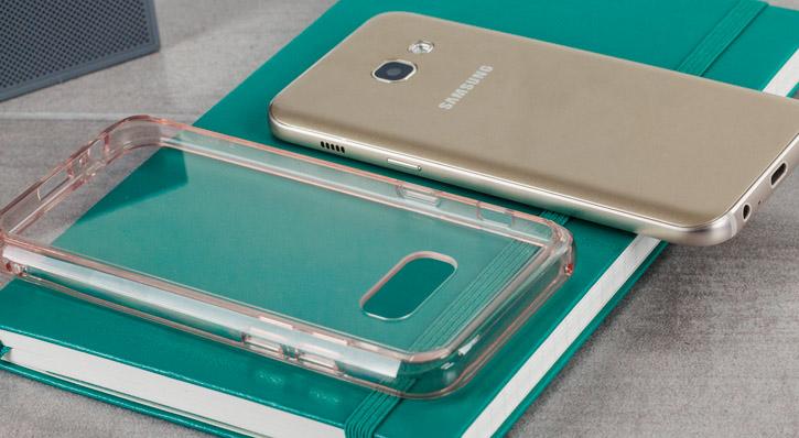 Rearth Ringke Fusion Samsung Galaxy A3 2017 Case - Rose Gold
