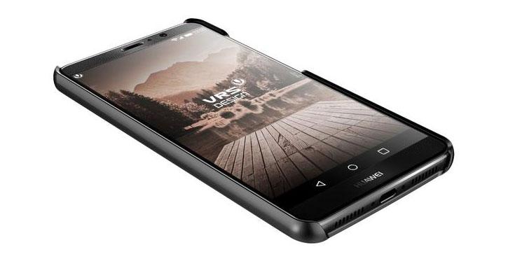 VRS Design Simpli Mod Leather-Style OnePlus 3T / 3 Case - Black
