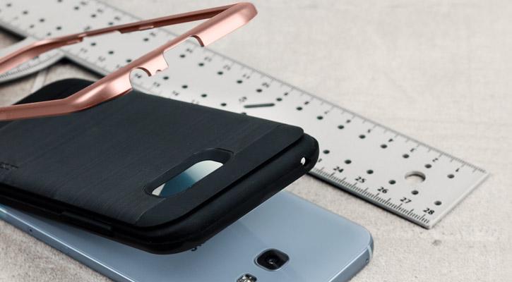 VRS Design High Pro Shield Samsung Galaxy A5 2017 Case - Rose Gold