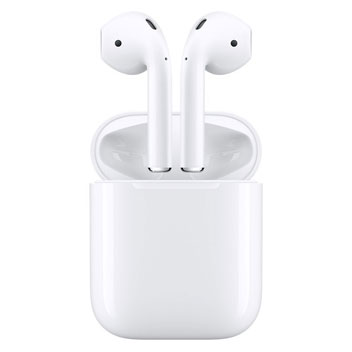 Official Apple AirPods True Wireless Earphones with Mic