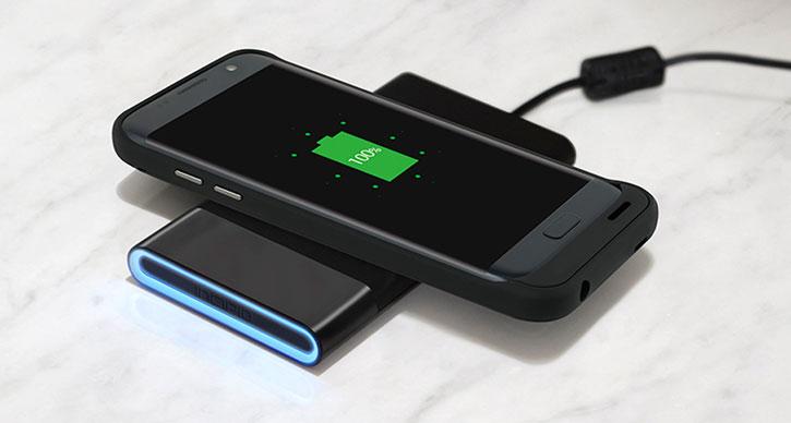 Incipio OffGRID Samsung Galaxy S7 Edge Wireless Charging Battery Case