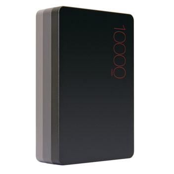 LG Power Tank Portable Charger - 10,000mAh - Black