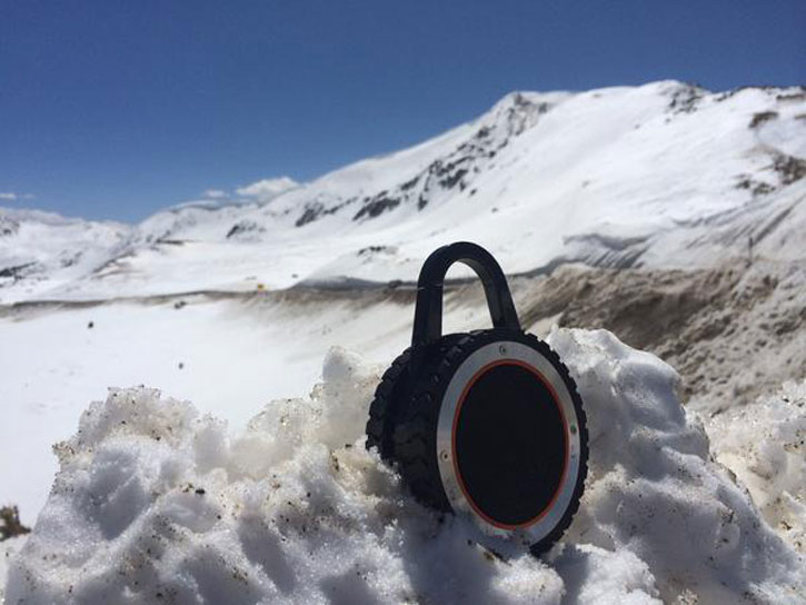 ALL-Terrain Sound Rugged Waterproof Wireless Bluetooth Speaker