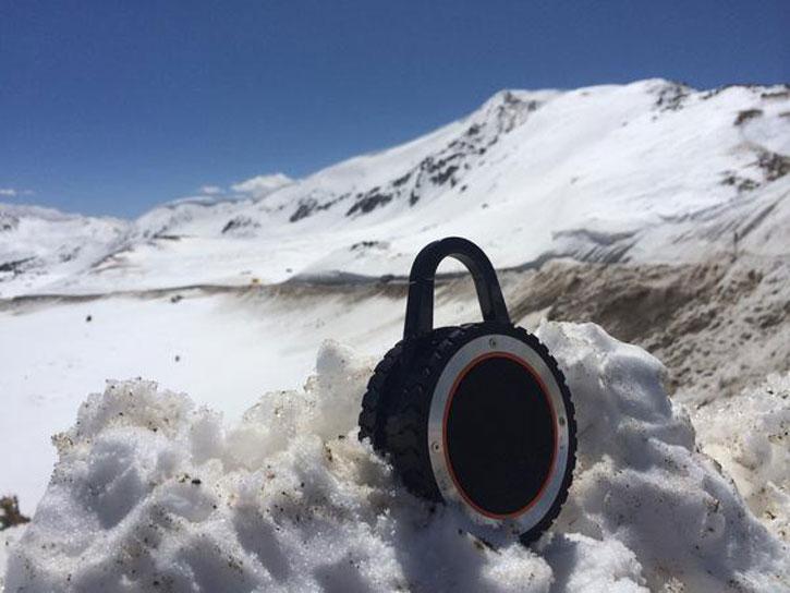 ALL-Terrain Sound Rugged Waterproof Wireless Bluetooth Speaker
