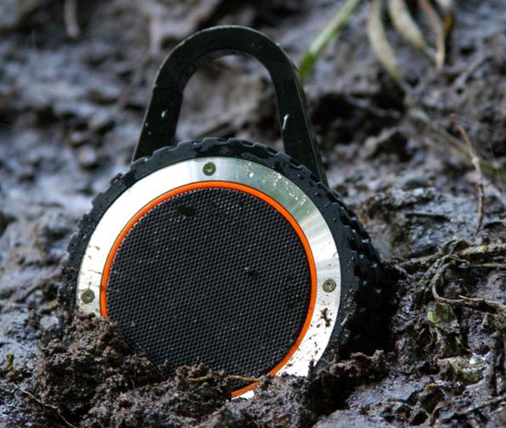 Enceinte Bluetooth étanche FRESHeTECH tout terrain