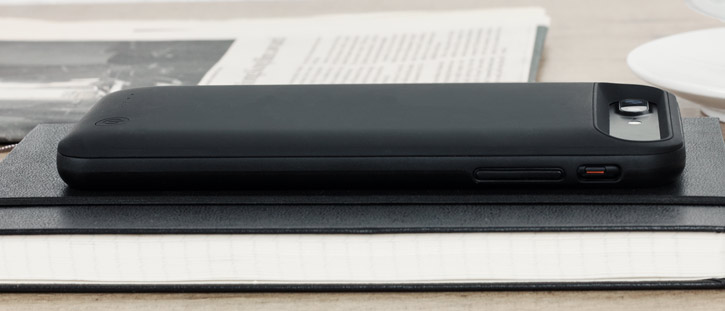 iPhone 7 Plus Slim Fit 3100mAh Charging Case - Black