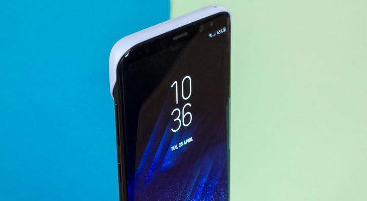 Official Samsung Galaxy S8 Plus Pop Cover Case - Violet