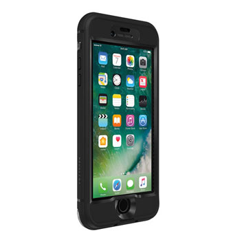 LifeProof Nuud iPhone 7 Plus Tough Case - Black