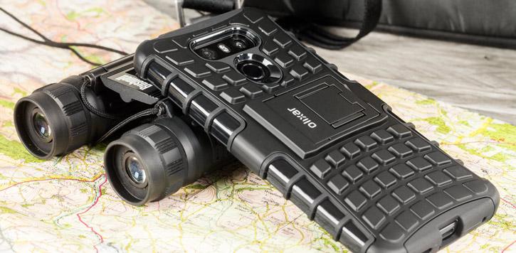 Olixar ArmourDillo LG G6 Protective Case - Black