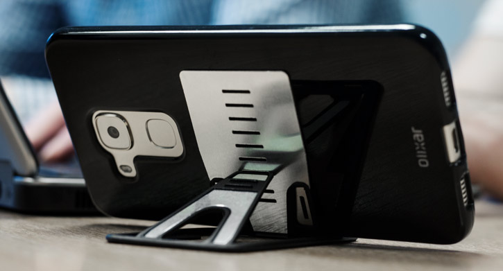 Universal Ultra Slim Portable Multi-Angle Smartphone Desk Stand