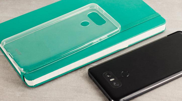 Olixar Ultra-Thin LG G6 Case - 100% Clear