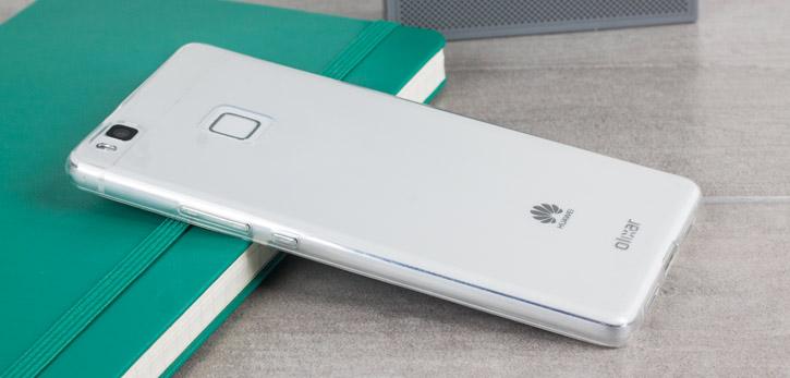 Olixar Ultra-Thin Huawei P9 Lite Case - 100% Clear