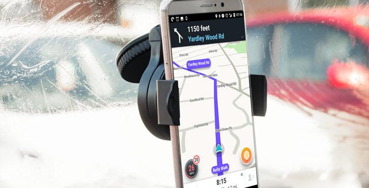 Olixar DriveTime Huawei Mate 9 Car Holder & Charger Pack