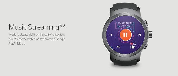 LG Watch Sport Android Wear Smartwatch