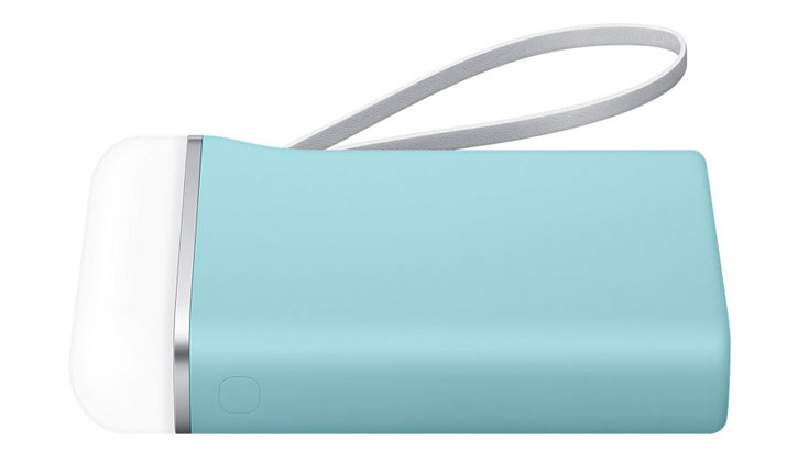 Official Samsung USB LED Lamp for Evo Battery Pack - Blue