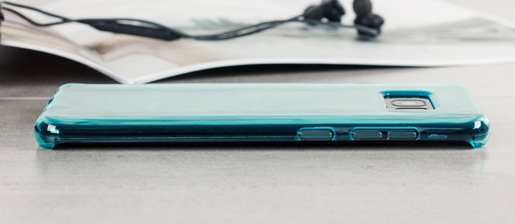 Olixar FlexiShield Samsung Galaxy S8 Gel Case - Blue