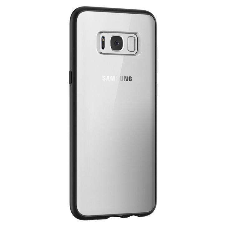 Spigen Ultra Hybrid Samsung Galaxy S8 Bumper Case - Matte Black