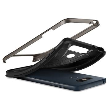 Spigen Neo Hybrid LG G6 Case - Gunmetal