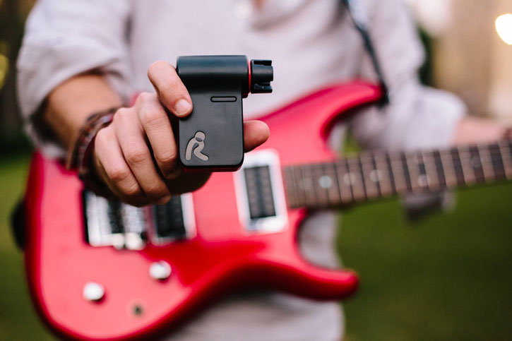 Roadie RD100 Smart Automatic App-Controlled Guitar Tuner