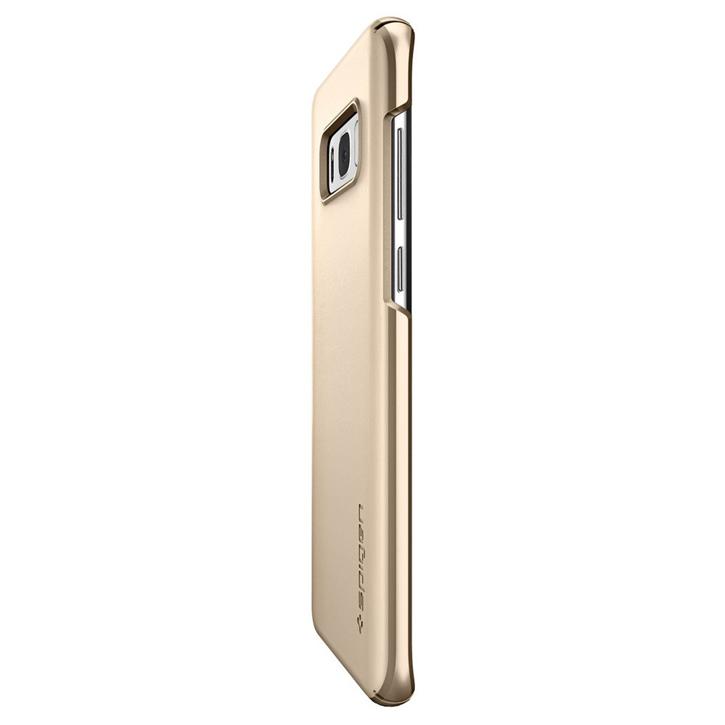 Spigen Thin Fit Samsung Galaxy S8 Case - Champagne Gold