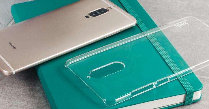 IMAK Crystal Huawei Mate 9 Pro Shell Case - 100% Clear